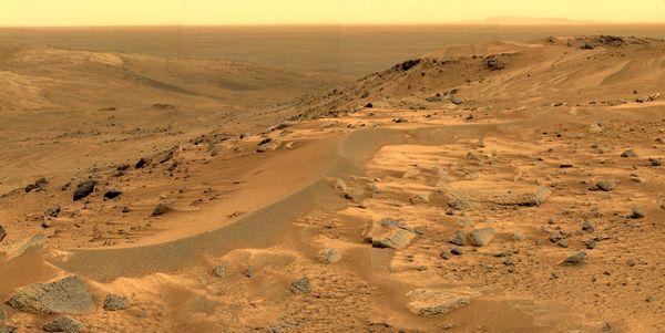 Mars landscape Perhaps not for a long while.  Places to go, Landscape, Places