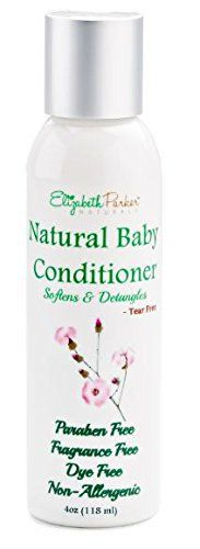 Baby Conditioner - Detangles and Softens Hair with Natural and Organic Ingredients - Relieves Scalp Conditions (Cradle Cap, Dermatitis, Eczema, Dandruff, etc) 4ounce - http://essential-organic.com/baby-conditioner-detangles-and-softens-hair-with-natural-and-organic-ingredients-relieves-scalp-conditions-cradle-cap-dermatitis-eczema-dandruff-etc-4ounce/