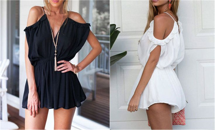 Women Clubwear Summer Playsuit Bodycon Party Jumpsuit Romper Trousers Ladies