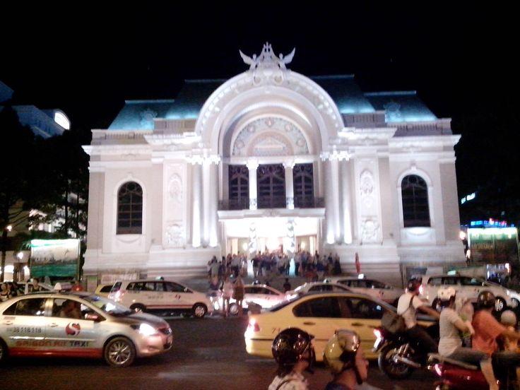 The Teater in Saigon City