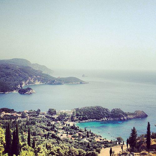 Corfu, Copyright © Ellie Tsatsou