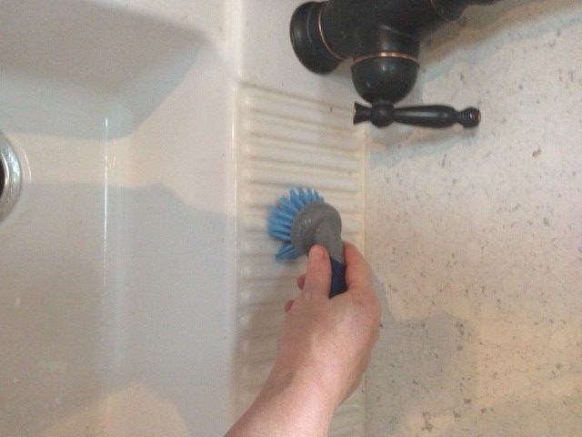 Photo Gallery For Website Get White Sinks Sparkling Clean Without Bleach DIY Soft Scrub For Ceramic And Stainless Sinks
