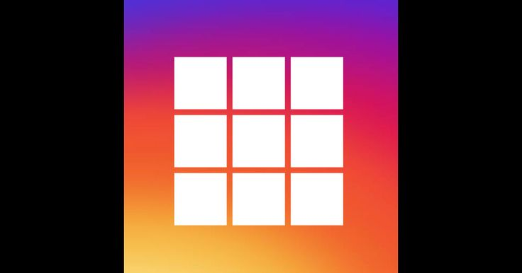 Insta Grid For Instagram Free - PhotoGrid for IG on the App Store