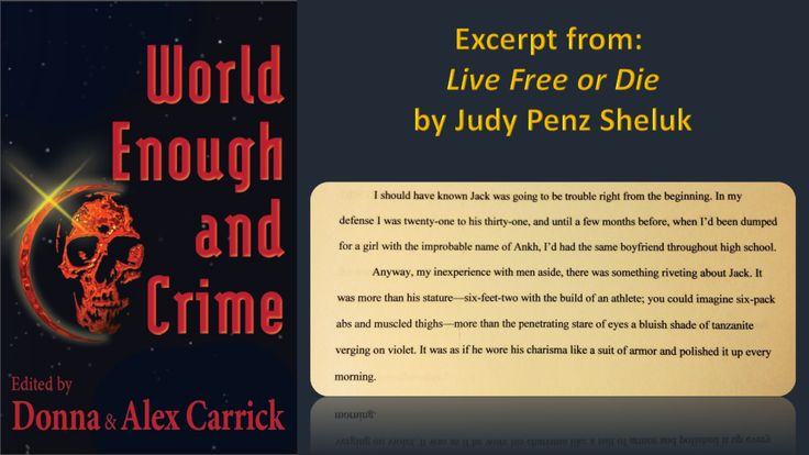 Live Free or Due by Judy Penz Sheluk