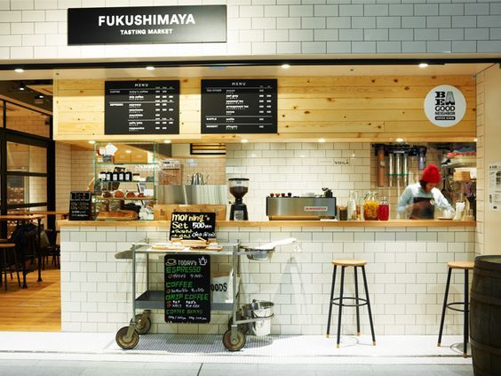 Tokyo Cafe : BE A GOOD NEIGHBOR COFFEE KIOSK ROPPONGI: