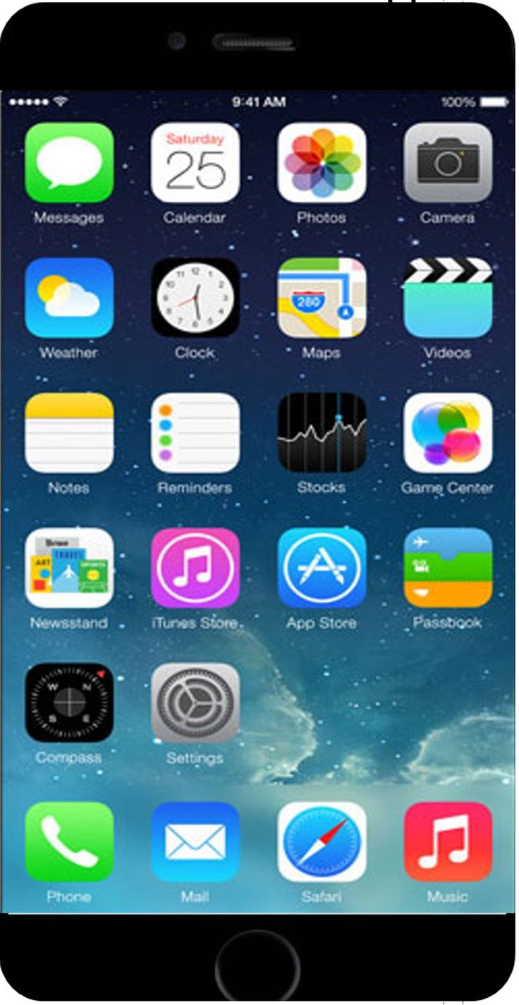 iphone geheime Bild-App