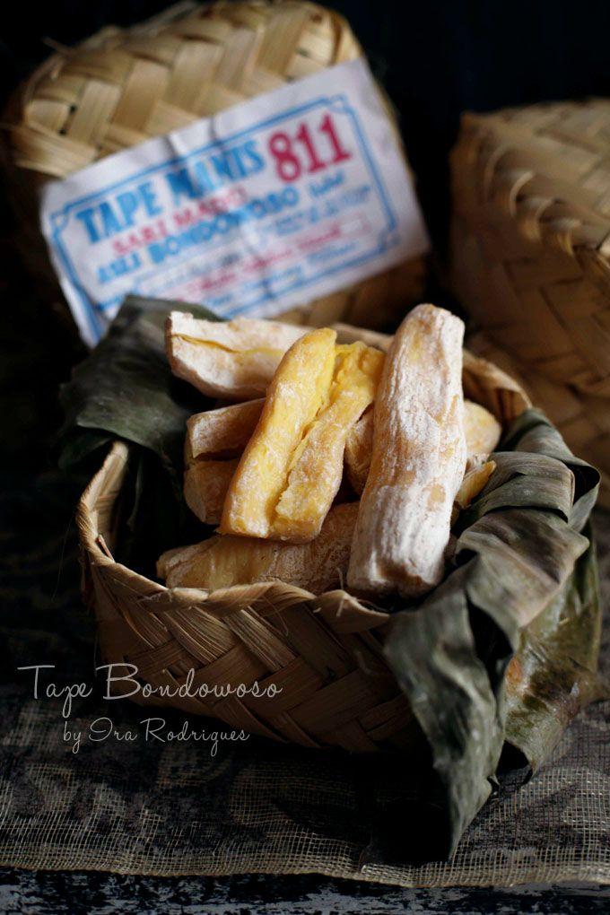 Tape (fermented cassava)