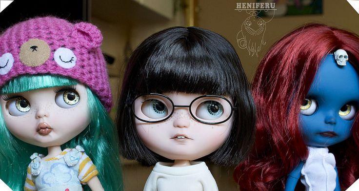 Keyra , Nicol y Mistique