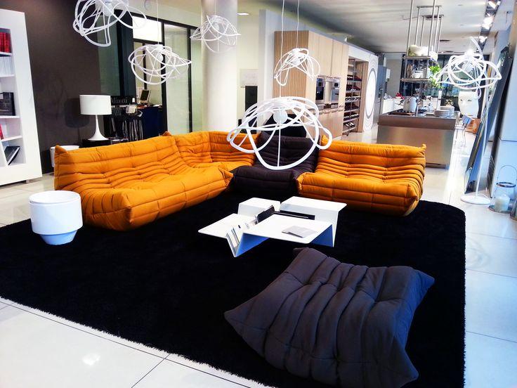 1000 images about togo ligne roset design on pinterest loft armchairs and - Ligne roset montreal ...