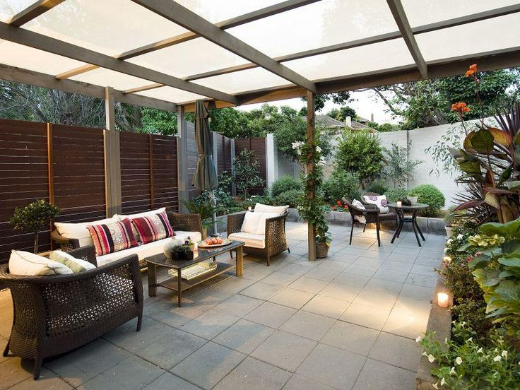 Outdoor living ideas outdoor area photos