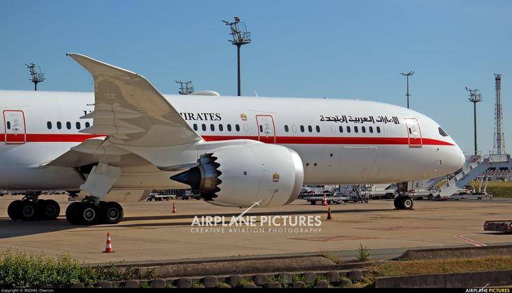 Qatar Amiri Flight A6-PFE aircraft at Paris - Orly photo