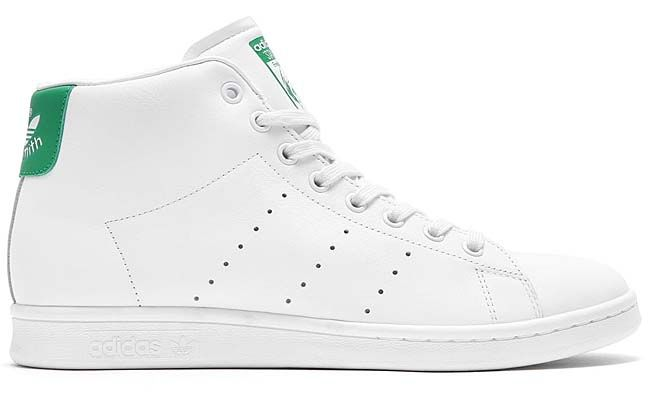 cheap for discount 661bf 307b4 adidas Originals STAN SMITH MID RUNNING WHITE  RUNNING WHITE  GREEN  BB0069  Sneakers 2016  Pinterest  Sneakers、Adidas sneakers、Sneakers 2016