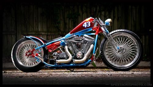 RE-PIN THIS!!! http://www.cardosystems.com/  Bobber Inspiration - Bobbers, Café racers and other Custom Motorcycles