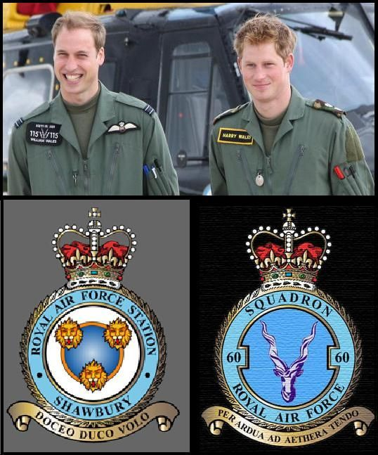 William & Harry: