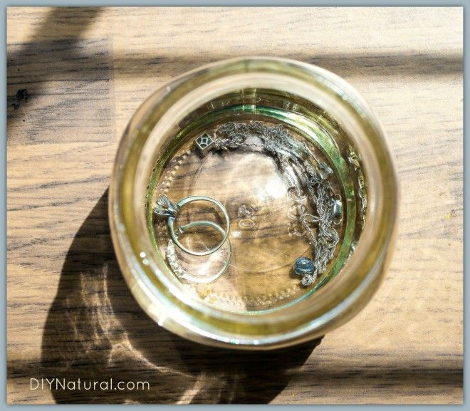 Homemade Jewelry Cleaner - Effective Natural Recipe