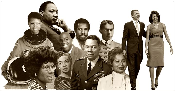 The History Behind 'Black History Month'