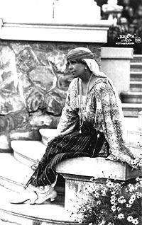 Queen Marie of Romania in...    http://www.e-bookwritersblog.com/