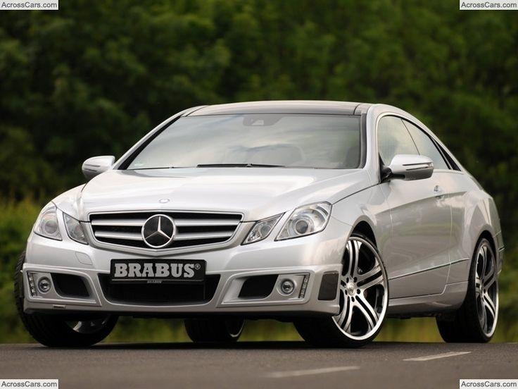 Brabus Mercedes-Benz E-Class Coupe (2010)