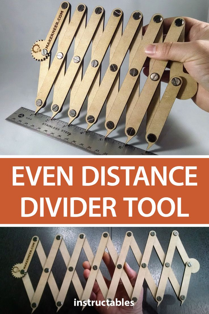Even Distance Divider Tool