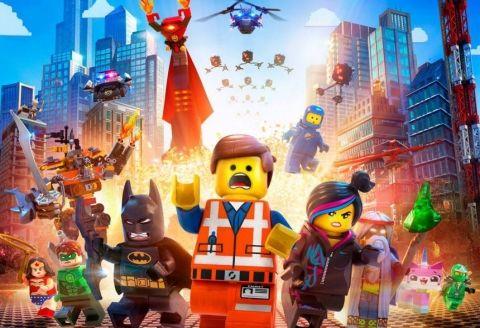 La Grande Aventure Lego c'est aujourd'hui au cinéma!
