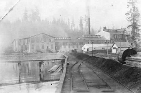 [Port Mellon Pulp Mill] - 1912