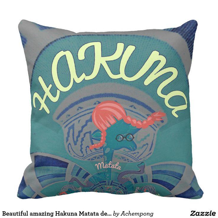 Arte asombroso hermoso del diseño de Hakuna Matata  #Regalos #Hakuna #Matata #Accesorios #Otros #productos