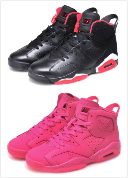 cheap wholesale Air Jordan 6 Retro AA Stamp 2018 Women shoes  874b69db77