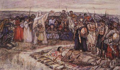Olga of Kiev - Military Mastermind