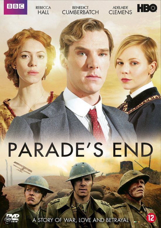 Parade's End based on the book by Ford Madox Ford