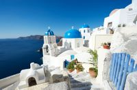 Magical Journeys to Greece: 4-Day Santorini Tour from Athens