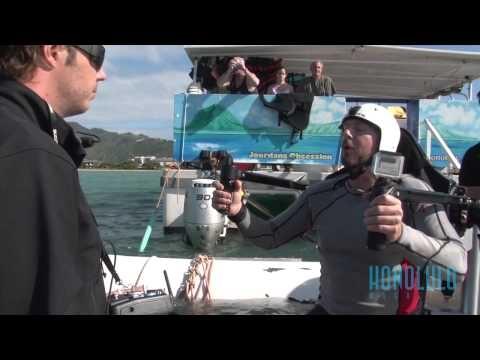 Water powered Jetpacks!