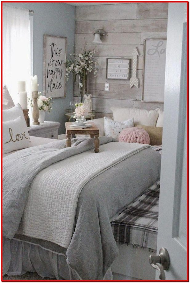 Small Bedroom Ideas For Teenage Girl On 2020 2 In 2020 Shabby Chic Master Bedroom Chic Master Bedroom Small Master Bedroom Decorating Ideas