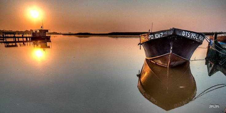 Photograph Dawn Tranquility by marius martens on 500px