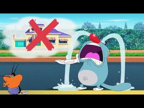 The Best Oggy and the Cockroaches Cartoons New collection 2016 Part 27 - YouTube