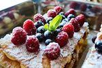 """Десерт """"Мильфей"""" с ягодами. Обсуждение на LiveInternet - Российский Сервис Онлайн-Дневников"""