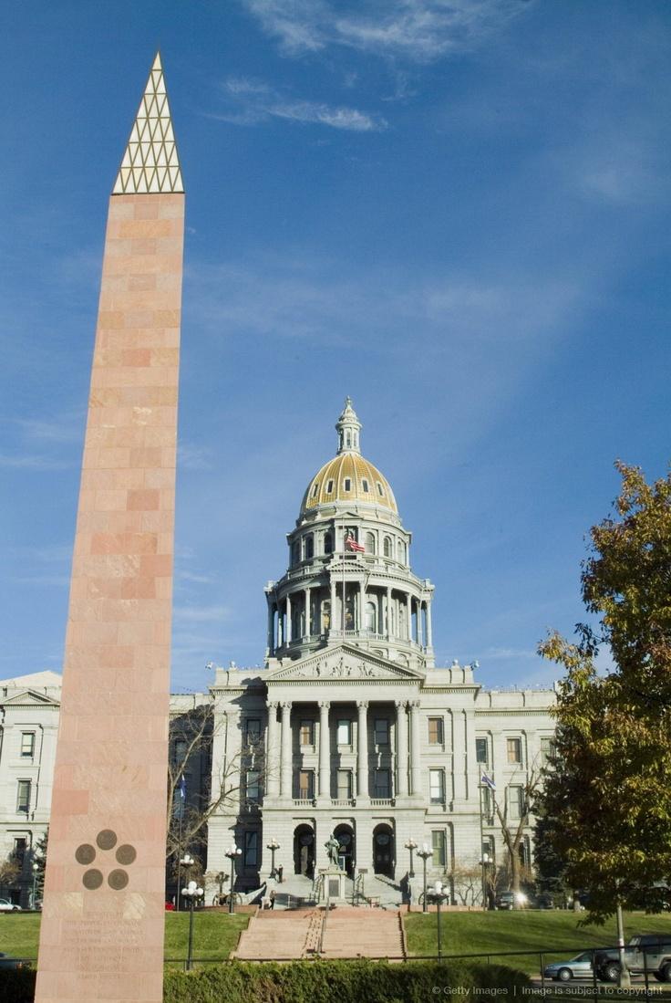 42 best Denver Landmarks images on Pinterest | Denver colorado ...