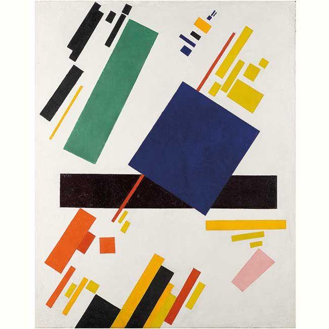 Malevich: Suprematist Painting (custom print)