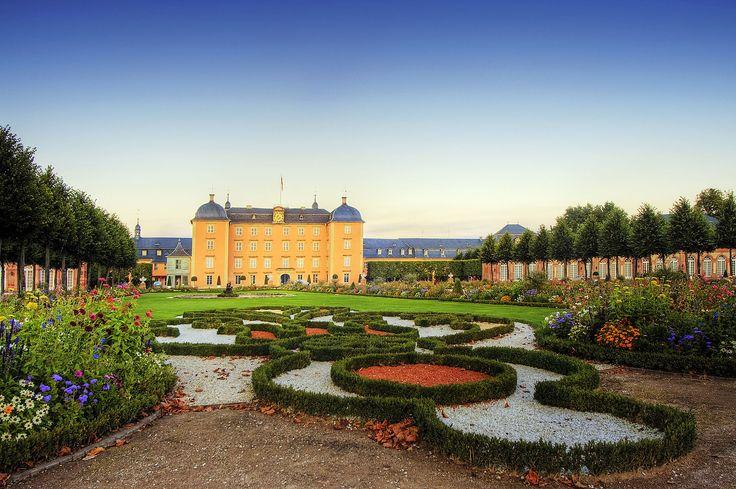 Schwetzingen Castle - Schwetzingen Palace - Wikipedia, the free encyclopedia