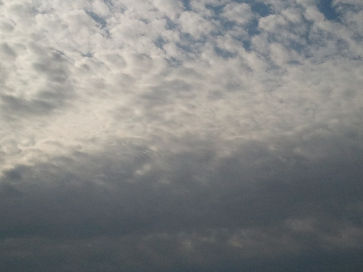 Sky of Stonehenge/ストーンヘンジの空