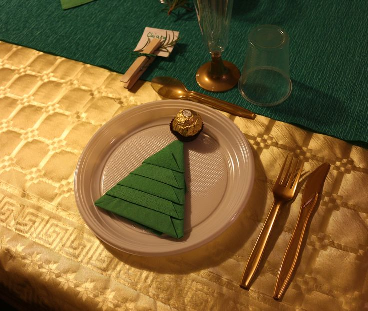 Cheap Table Setting New Year's Eve