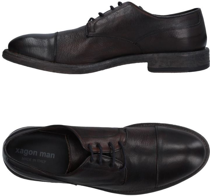 Xagon Man Lace-up shoes