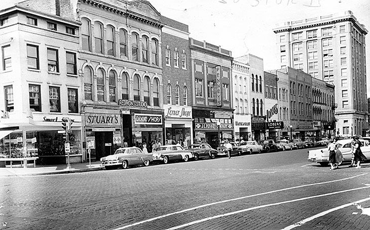 231 best images about old photos on pinterest washington street and thanksgiving for Olive garden springfield illinois