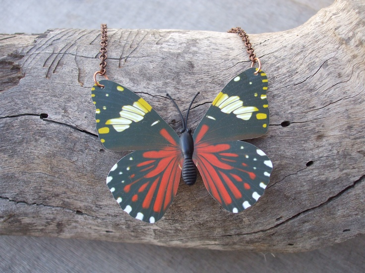 Monarch Butterfly Necklace http://www.feminine-fusion.com/store#!/~/product/category=4652235=23916069