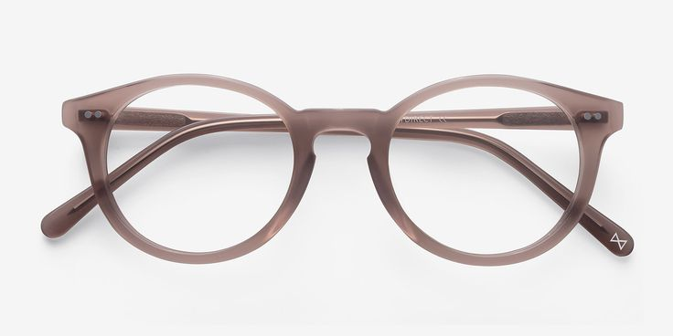 Fade Translucent Smoked Taupe Acetate Eyeglasses from EyeBuyDirect. Exceptional style, quality, and price with these glasses. This frame is a great addition to any collection.