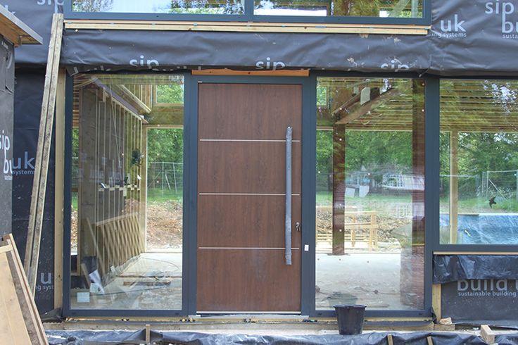 Internorm Timber/Aluminium Composite Windows, Lift U0026 Slide Doors And  Aluminium Front Door, Hemel Hempstead, Buckinghamshire   Thames Valley  Windows