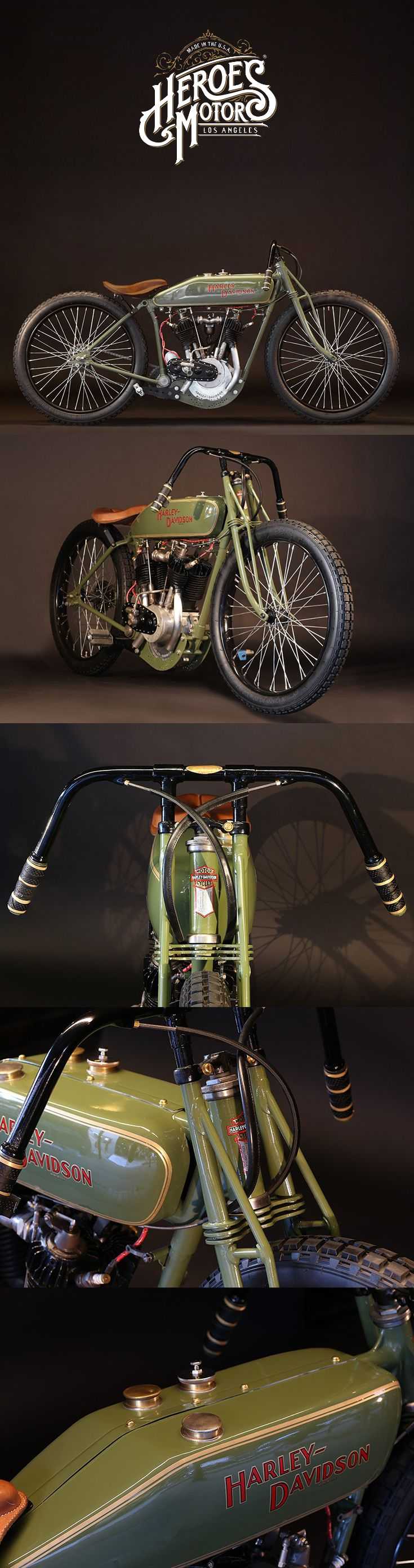 1920 HARLEY-DAVIDSON BOARD TRACK RACER