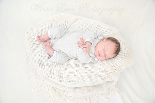 Newborn and baby photography Q&A: Q:What should I bring or have on hand?A:I always suggest items such as a blankie Grandma made, or if you still have your baby cloths etc…. However, not everyone has such things in which case I would suggest anything plan (this means, avoid tops with pictures, patterns, extremely vibrant colours, and more than 3 colours), but it is always best to talk about what colours you want in the photos and I can match my props to what you have in mind or to ...