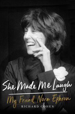 She Made Me Laugh | Richard Cohen | 9781476796123 | NetGalley