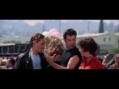 http://pinterest.com/pin/7248049376937846/ Grease (1978) - Grease Ending Songs HD - You're the One That I Want and We Go Together