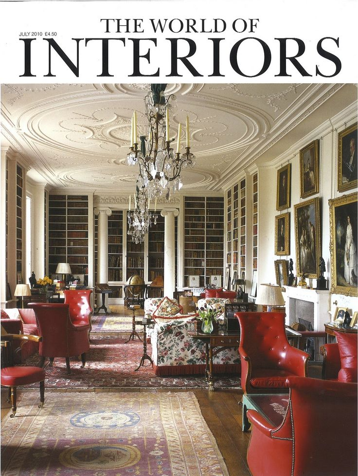 Interior Design Magazines Why You Must Read The World Of Interiors